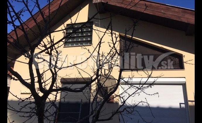 Rodinný dom v obci Iža - TOP adresa
