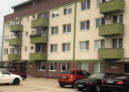 DELTA-Hrubá Borša,  zariadný 2 izbový byt s terasou