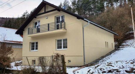 Predaj rodinného domu v Železnej Breznici.