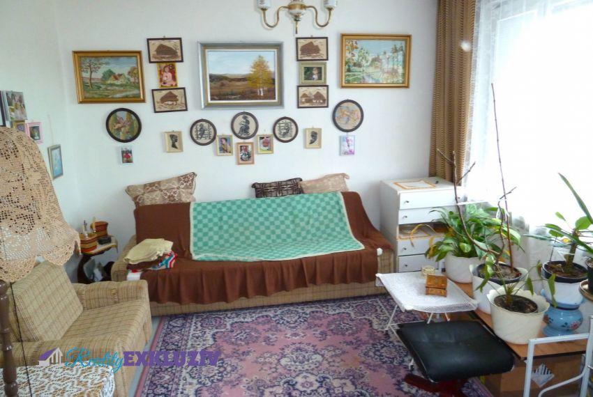 Predaj 3 izbový byt Lučenec-1
