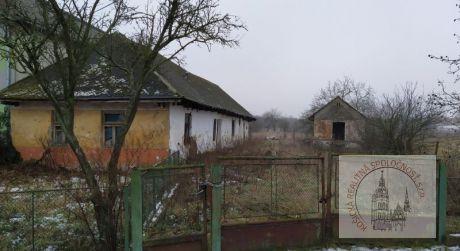 Stavebný pozemok v obci Zemplínské Hradište, okr. Trebišov (12/20)
