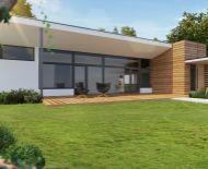 Na predaj pozemok so stavebným povolením na modernizáciu rodinného domu
