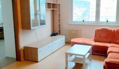 REZERVOVANÝ!!!! Pekný 3*izbový byt v centre Stupavy