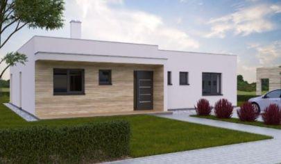 Novostavba priestranného 4*izbového rodinného domu v Malých Levároch