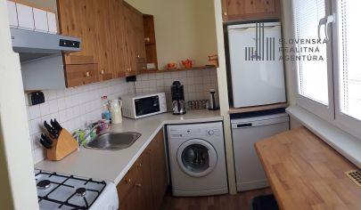 PREDANÉ: zariadený 2-izbový byt 53,20 m2 v Podunajských Biskupiciach
