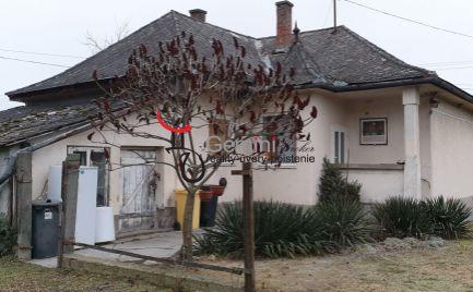GEMINI BROKER Vám ponúka útulný 2 izbový dom v obci Pálháza