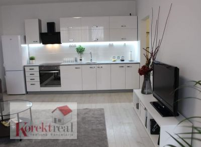 Krásný kompletne zrekonstruovaný 2,5 izbový byt z loggiou