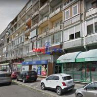 Prenájom obchodného priestoru pri Trnavskom mýte, Škultétyho ul., 84 m2