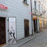 Obchodné, Bratislava-Staré Mesto, 58.08 m², Čiastočná rekonštrukcia