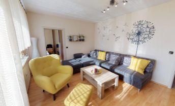 Na predaj vkusne kompletne zrekonštruovaný 4 izb byt na ul. L. Novomeského v Trenčíne.