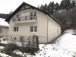 Železná Breznica – rodinný dom, pozemok 823 m2 – predaj
