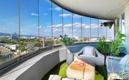 PREDAJ 4 izbový slnečný priestranný byt NOVOSTAVBA Tri Veže Bratislava Bajkalská EXPIS REAL