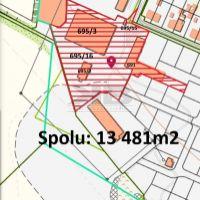 Sklad, Alekšince, 2000 m², Pôvodný stav