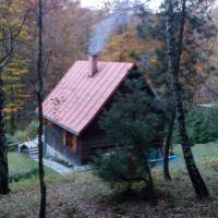 Chata, Cerová, 100 m², Čiastočná rekonštrukcia