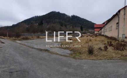 Stavebný Pozomok vhodný pre developerský projekt Žilina- Považský Chlmec 8900m2