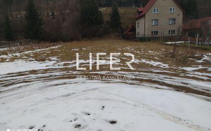 Stavebný pozemok v Turzovke - Vyšný koniec.