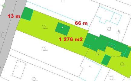 Predaj rodinný dom, chalupa pod Chopkom s pozemkom 1 276 m2, -  2 samostatné apartmány – cena – 152 000€