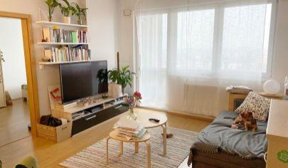 LEN U NÁS!!!  -  2 izbový byt v novostavbe na Kaštieľskej ulici - Ružinov