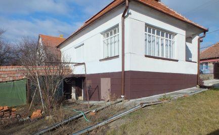 Rodinný dom v obci Dulovce