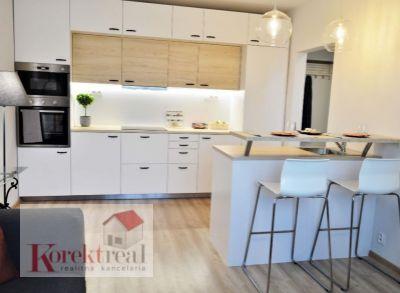 krásny 1,5 izbový nadštandardné zrekonštruovaný byt ihned k nasťahovaniu