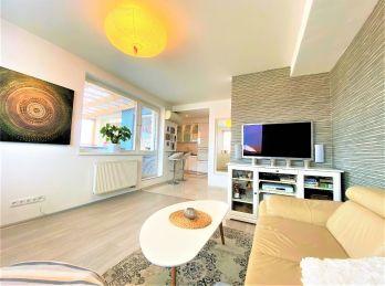 !!TOP PONUKA: Exkluzívny 3 izb. byt s úžasnou terasou - priamo v CENTRE mesta Malacky!!