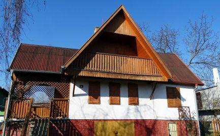 Rekreačná chata s priamym vstupom na rameno Malého Dunaja, Jahodná.