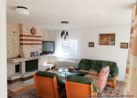 DELTA PROPERTY ponúka  na predaj dom pod Tatrami v Starej Lesnej.