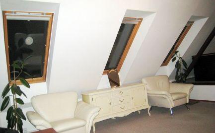 PRENÁJOM viacúčelový 5 izbový rodinný dom pri Poluse - Bratislava Nové Mesto - Záborského ulica EXPISREAL