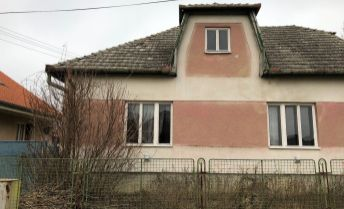 Rodinný dom v obci Prašice