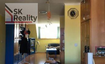 Mezonetový byt s pivnicou a garážou na predaj