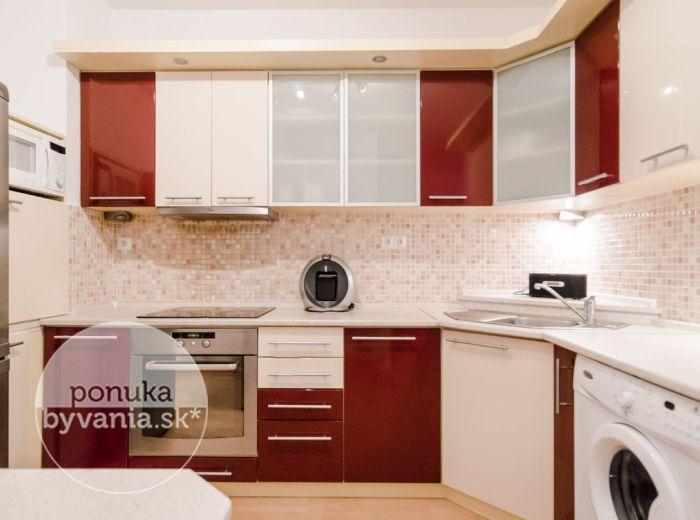 REZERVOVANÉ - VYŠEHRADSKÁ, 2-i byt, 64 m2 - NOVOSTAVBA, tehla, výborné NAPOJENIE na hlavné ťahy, ZARIADENÝ