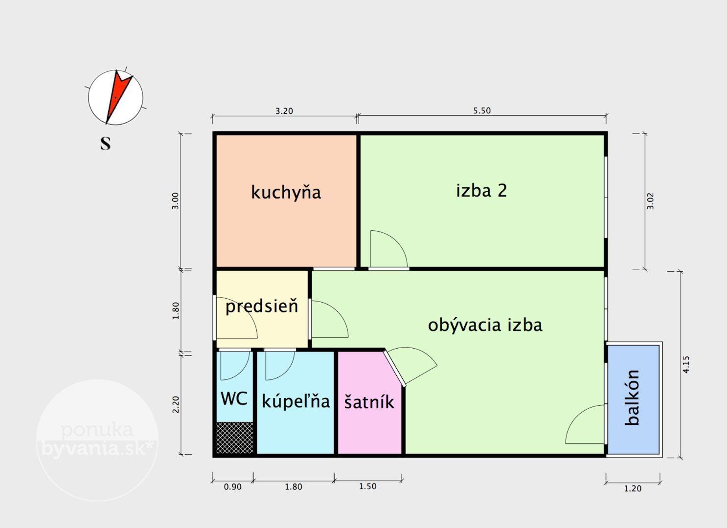 ponukabyvania.sk_Vyšehradská_2-izbový-byt_BEREC