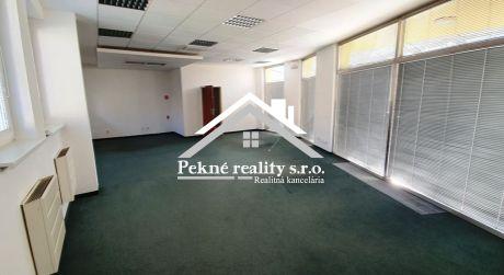 Prenájom obchodných priestorov na sídlo firmy v centre Zvolena