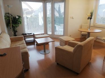 Prenájom 2 izbový byt s terasou, 92 m2, Žilina - Bytčica