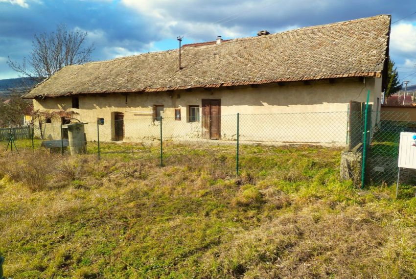 Predaj Rodinné domy Stará Halič-1