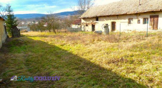 Na predaj stavebný pozemok v obci Stará Halič