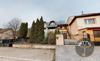 Investičná príležitosť - 10-izb. rodinný dom, tichá lokalita širšie centrum mesta
