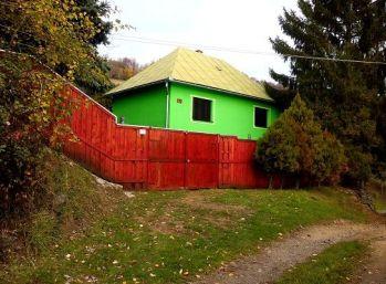 Veľká chata Hradišské vrchy, okr. Poltár