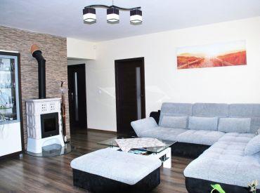 5-izbový byt 152,18m2, terasa 62m2, 2x parking