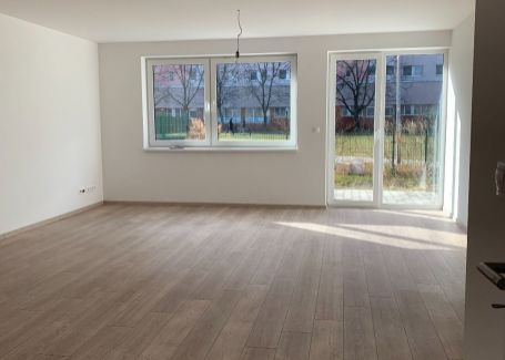 2 izbový byt s predzáhradkou v NOVOSTAVBE - Podunajské Biskupice