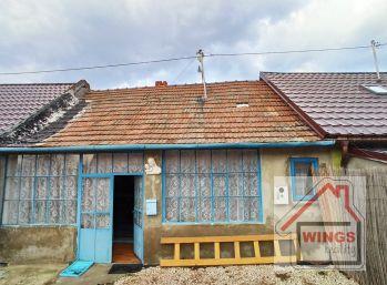 Vidiecky rodinný dom Šoporňa, Sereďská ul