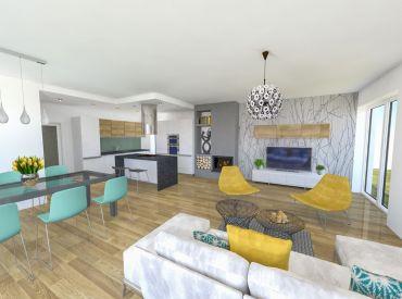 NOVINKA!!!  Nový Dom v Rači Alstrová ulica vo výstavbe,dokončenie 10/2021
