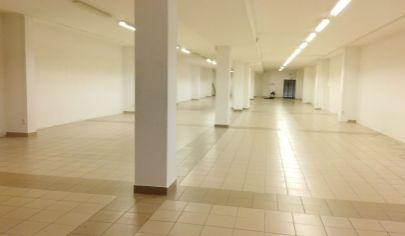MARTIN-CENTRUM obchodné priestory 431,5m2 na prenájom