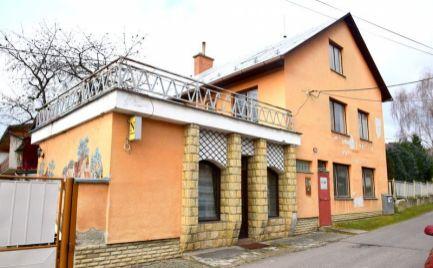DMPD real Vám ponúka na predaj rodinný dom (stolárska dielňa) v obci Jalovec.