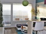 PREDAJ: Krásny, svetlý, zrekonštruovaný 2i byt s jedinečným výhľadom na panorámu Bratislavy, BA II - Ružinov
