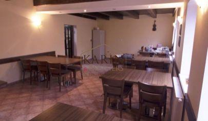 Predaj - reštaurácia alebo rodinný dom po kompletnej rekonštrukcii