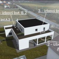 2 izbový byt, Rudinka, 63 m², Novostavba