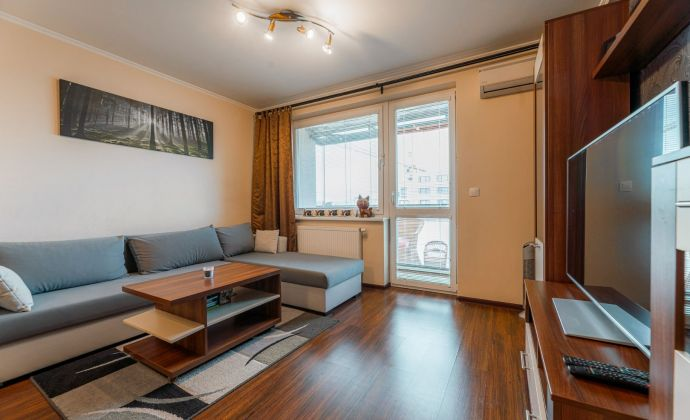 Krásny klimatizovaný 2i byt v tehlovej novostavbe