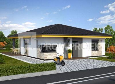 Na predaj rozostavaný bungalov v tesnej blízkosti Trenčína