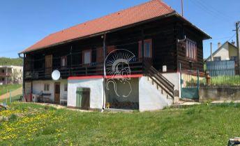 PREDANÉ_Rodinný dom s garážou v obci Čirč